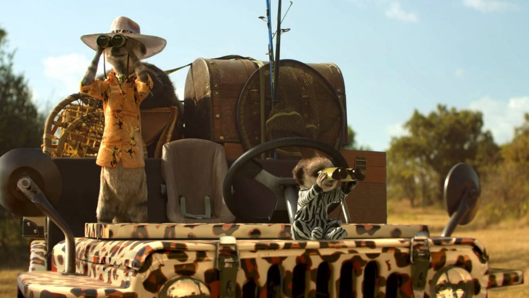 Compare the Meerkat Ad