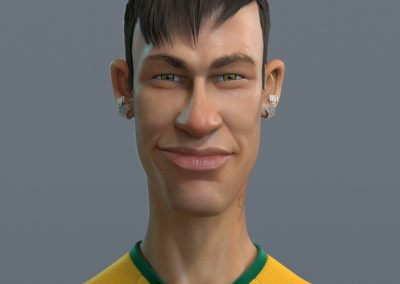 Neymar Character